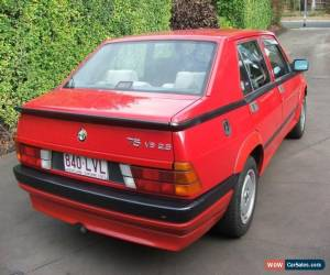 Classic Alfa Romeo 75 2.5V6 Automatic for Sale
