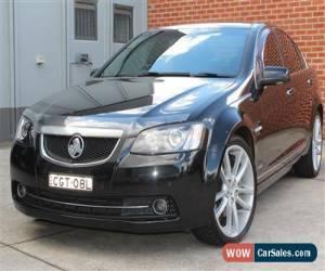 Classic 2012 HOLDEN VE SERIES II CALAIS V 6.0 V8 AFM - NOT VF SSV SS SV6 HSV Clubsport for Sale