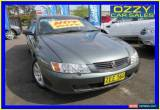Classic 2003 Holden Commodore VY II Silver Anniversary Grey Automatic 4sp A Sedan for Sale