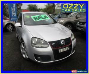 Classic 2009 Volkswagen Golf 1K MY09 GTi Silver Automatic 6sp A Hatchback for Sale