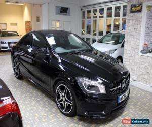 Classic MERCEDES CLA CLA180 AMG SPORT Black Auto Petrol, 2014  for Sale