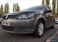 2013 Volkswagen Touran 1.6 TDI BlueMotion SE MPV DSG for Sale