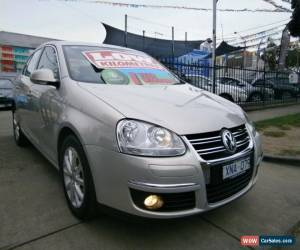 Classic 2010 Volkswagen Jetta 1KM MY10 118 TSI Silver Automatic 7sp A Sedan for Sale