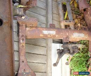 Classic Jeep POST WAR Chassis for Sale