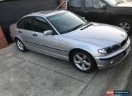 BMW  E46  318 2002 , 210.00KM , DAMAGED for Sale