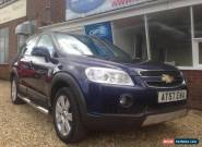 57 Chevrolet Captiva 2.0 CDTi LT 7 SEATER FINANCE AVAILABLE  for Sale