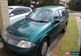 Classic Ford Forte Wagon AU1 1998 for Sale