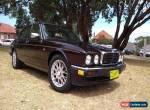 1994 Jaguar XJ40 XJ6 Auto in Black Cherry for Sale