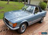 Mercedes-Benz 450 SL for Sale
