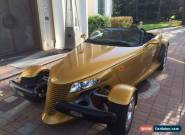 Plymouth: Prowler for Sale