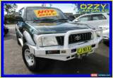 Classic 1998 Toyota Landcruiser GXL (4x4) Green Automatic 4sp A Wagon for Sale