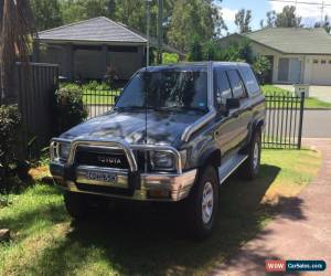 Classic 1990 toyota 4runner V6 auto for Sale