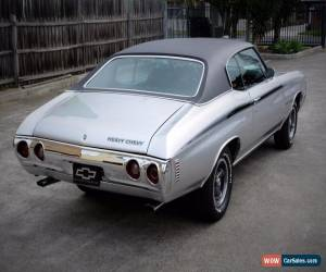Classic 1972 Chevrolet Chevelle Heavy Chevy 402 Concourse Show,mustang,torana,falcon,gts for Sale