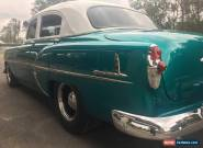 "Chevrolet 150 1953 V8 Auto ""SOLD"" for Sale"
