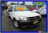 Classic 2011 Mazda BT-50 09 Upgrade Boss B2500 DX White Manual 5sp M Cab Chassis for Sale