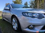 FORD FG FALCON XR6 AUTO BOOKS 1 OWNER LOW KM IMMACULATE COND for Sale