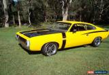 Classic Chrysler Charger RACE CAR  V8 360 for Sale
