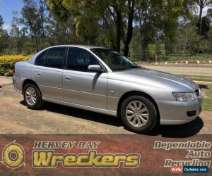 Classic  VZ Commodore Sedan 2005 - Automatic - Silver for Sale