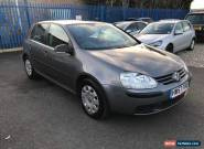 2007 Volkswagen Golf 1.6 FSI  S - 9 SERVICES STAMPS - MOT 07/2018 for Sale