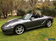 Porshe Boxster for Sale