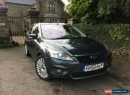 2009 (09) Ford Focus Titanium 1.6 TDCI **Full Leather** for Sale
