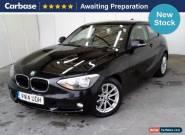 2014 BMW 1 SERIES 116d EfficientDynamics 3dr for Sale