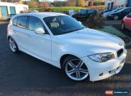 BMW 118 2.0TD  M Sport DIESEL 2009 59 Reg for Sale