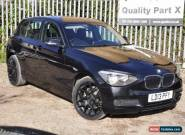 2013 BMW 1 Series 2.0 116d ES Sports Hatch 5dr for Sale