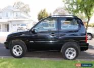 2001 Suzuki Grand Vitara 2 Door Highly Sort After Low Km for Sale