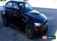 2008 BMW M3 M3 for Sale