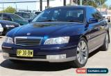 Classic 2003 HOLDEN STATESMAN WK 5.7 V8 -NOT Grange Clubsport Caprice WL WM VY VZ Calais for Sale
