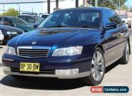 2003 HOLDEN STATESMAN WK 5.7 V8 -NOT Grange Clubsport Caprice WL WM VY VZ Calais for Sale