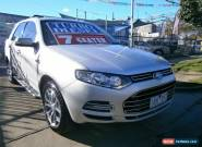 2014 Ford Territory SZ MK2 Titanium (RWD) Silver Automatic 6sp A Wagon for Sale