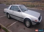 Mitsubishi Sigma Scorpion 2 Door Coupe 5/1981 2.6 litre Auto with Power Steering for Sale