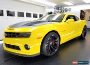 2013 Chevrolet Camaro SS 1LE for Sale