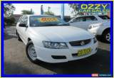 Classic 2007 Holden Crewman VZ MY06 Upgrade White Automatic 4sp A Crew Cab Utility for Sale