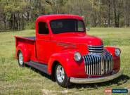 1941 Chevrolet Other Pickups -- for Sale