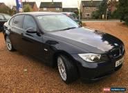 2006 BMW 320 2.0 auto i SE 37k miles only GENUINE MILES -2 KEYS New Mot for Sale