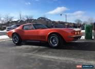 Chevrolet: Corvette Coupe for Sale