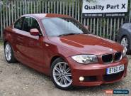 2011 BMW 1 Series 2.0 120d M Sport 2dr for Sale