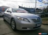 2008 Toyota Camry ACV40R 07 Upgrade Altise Silver Automatic 5sp A Sedan for Sale