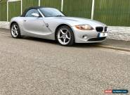 BMW Z4 Roadster Convertible 2.2i for Sale