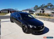 2009 Holden VE Calais V V8 6L 6 Speed Auto L76 L77 L98 LS3 LS2 HSV SS SV6 WHEELS for Sale