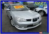 Classic 2007 Subaru Impreza MY07 2.0I (AWD) Silver Automatic 4sp A Hatchback for Sale