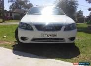 Ford Falcon XT (2008) 4D Wagon Automatic (4L - Multi Point F/INJ) 5 Seats for Sale