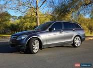 Mercedes Benz C220 C250 Avantgarde CDI Wagon 2011 for Sale