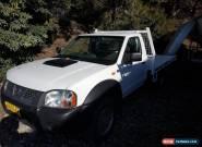 08 Navara D22 DX Ute for Sale