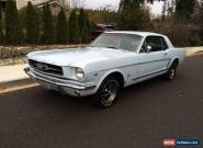 1965 Ford Mustang Sports Coupe for Sale