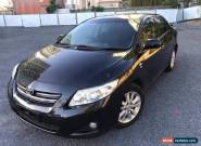 2009 toyota Corolla Conquest sedan for Sale