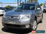 2010 SUBARU OUTBACK PREMIUM DIESEL WAGON Not Forester Liberty Mazda 6 Volvo XC70 for Sale